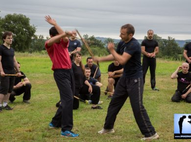 Greg instructeur ARnis KAli